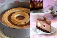 Recepty - Page 3 of 518 - Mňamky-Recepty. Doughnut, Cheesecake, Pudding, Sweets, Recipes, Ale, Food, Sweet Pastries, Meal