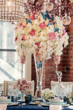 """Adonis Blue"" 