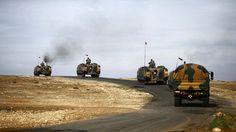 Damasco denuncia la invasión turca del territorio sirio - RT
