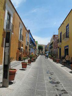Callejon de los Sapos - Puebla