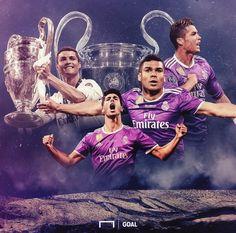 Real Madrid - Campeão da Champions League 2016/17