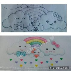 Family of clouds