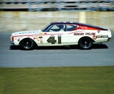 Swede Savage, 1968 Daytona 500, Wood Brothers Mercury Cyclone