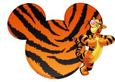 Photo by donatalie Tigger Winnie The Pooh, Winnie The Pooh Friends, Pooh Bear, Disney Day, Baby Disney, Disney Mickey, Mickey Head, Mickey Mouse, Disney Cruise