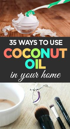 Coconut oil, coconut oil cleaning hacks, coconut oil beauty, popular pin, beauty hacks, health and beauty, home hacks, healthy living.