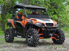 Side X 12v 20a 1000 Camper RZR Orange Ranger 900 800 Gas Ass Mule Maverick Part