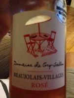 Domaine de Gay-Sablon Beaujolais-Villages U.V.  #Wine #alcohol #drink #enjoy #Vino