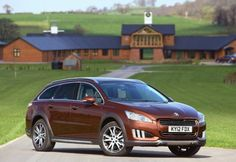 Totally Motor's verdict of their first drive in the new #Peugeot 508 RXH diesel hybrid.