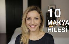 Makyaj Hileleri (10 Makyaj Hilesi) – Merve Özkaynak