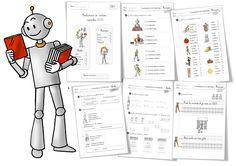 Evaluations diagnostiques de rentrée CE1 | Bout de Gomme French Worksheets, Back To School, Bullet Journal, Jouer, Voici, Content, Languages, Elementary Schools, Learning