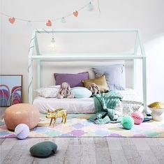 Camas infantiles originales para soñar - Mamidecora.com