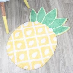 Looking for cute home accessories? Our Pineapple Rug will liven up your home. Looking for cute home accessories? Our Pineapple Rug will liven up your home. With Free Worldwide Delivery and No Minimum Spending Limit. Pineapple Room Decor, Pineapple Kitchen, Cute Pineapple, Pineapple Express, Pinapple Decor, Pineapple Ideas, Pineapple Girl, Gold Pineapple, Summer Deco