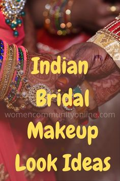 Indian Bridal Makeup Look Ideas #bridalmakeup #bridalmakeuplook #bridalmakeupandhair #bridalmakeupartistindia #bridalmakeuptutorial #bridalmakeups #bridalmakeupideas #bridalmakeupindia #bridalmakeuplooks #bridalmakeupkit #bridalmakeupgoals Bridal Makeup Tips, Indian Bridal Makeup, Bridal Makeup Looks, Online Blog, Home Remedies, Indiana, Community, Health, Women