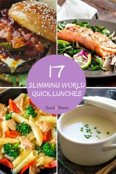 Slimming World lunch ideas: Delicious Slimming World recipes the family will love - Modern Slimming World Meal Prep, Slimming World Lunch Ideas, Slimming World Vegetarian Recipes, Slimming World Pasta, Slimming World Free, Slimming Eats, Healthy Eating Recipes, Lunch Recipes, Slimming Workd