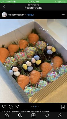 Chocolate Covered Treats, Chocolate Dipped Strawberries, Chocolate Hearts, Easter Chocolate, Cake Business, Business Ideas, Party Desserts, Just Desserts, Edible Fruit Arrangements