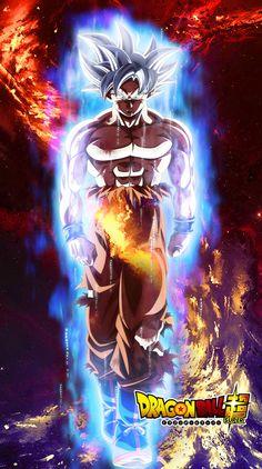 Goku Mastered UI Walking A by JemmyPranata