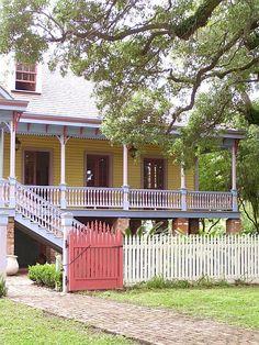 Laura Plantation, Louisiana