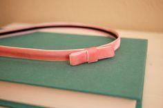 how to make a headband tutorial