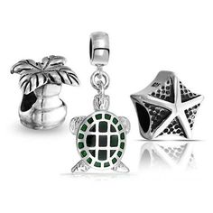 066297e777d Pandora Cyber Monday 925 Silver Pendant Flower hat Charms YB166