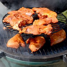 Smoked Chicken - Feed Your Soul Too