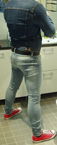 ficken jeans ripped
