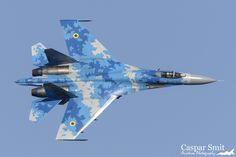 Ukrainian Sukhoi Su-27 Flanker