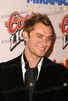 """Photos and Pictures - Jude Law at the premiere of """"Cold Mountain"""" at Mann National Theater, Westwood, CA 12-07-03"""