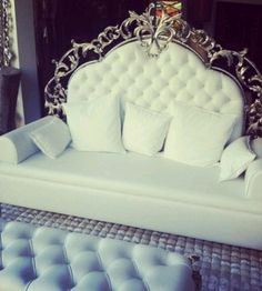 Princess couch!!