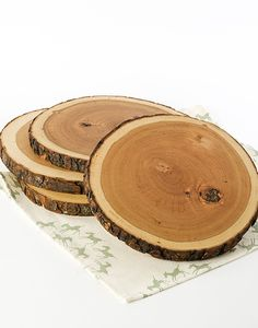 Boards by Joel - Butternut Wood Cutting or Cheese Board $22