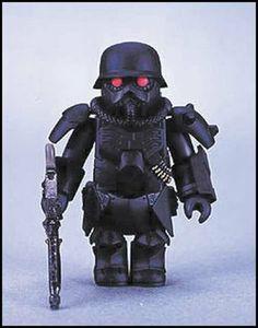 Killzone Lego minifig