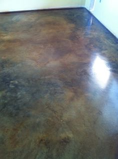 Acid Stain - Abilene Texas.  Repin & Click For More Info or Quote @ Your Home / Business.