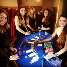 Casino night san francisco