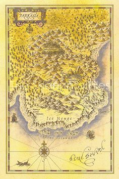 Parkasia, located across the Blue Divide from The Four Lands from Terry Brook's Shannara series Shannara Map, Shannara Series, Fantasy Book Series, Fantasy Books, Terry Brooks Books, Fantasy World Map, Shannara Chronicles, Dragon's Lair, High Fantasy