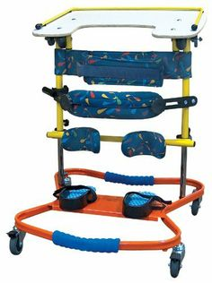 Small Marvel Vertical Upright Stander by Drive Medical. $878.30. Weight Capacity: 75 lbs. Color: Multi-Colored. Allergy: Latex Free. User Size: Small. Foot restraint and heel cups - lateral and front to back adjustments provide feet and ankle alignment. Knee blocks - lateral and height adjustments and two positions of depth maintain hip-knee foot alignment and assist in abduction. Curved rigid posterior pelvic stabilizer - swings open for easy transfer of child. ...