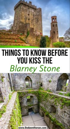 10 things to know before you kiss the Blarney Stone| Ireland| tips on what to do when you visit Blarney Castle|Europe| Travel #blarneystone #ireland #irelandtravel #europe #europetraveltips #traveltips