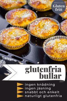 Gluten Free Baking, Something Sweet, Drink Recipes, Glutenfree, Muffin, Food And Drink, Bread, Breakfast, Desserts