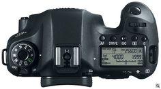Canon 6D controles
