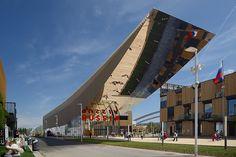 Acciaio inox per l'architettura: finiture innovative Steel Color