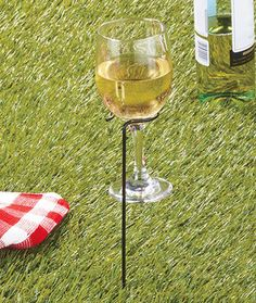 Outdoor Glass Holders - contemporary - outdoor products - lakeside.com