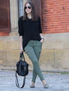 leticia-dasilva Outfit   Otoño 2012. Cómo vestirse y combinar según leticia-dasilva el 12-10-2012