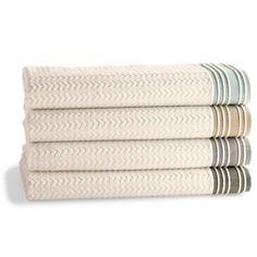 Kassatex Soho Bath Towel Collection - BedBathandBeyond.com