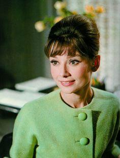 Audrey Hepburn - Paris When it Sizzles, 1963.