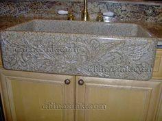 Granite Kitchen Farm Sinks Kitchen Sink Project 02