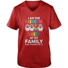 LGBT PRIDE RAINBOW SHEEP OF THE FAMILY T-SHIRTS #gift #ideas #Popular #Everything #Videos #Shop #Animals #pets #Architecture #Art #Cars #motorcycles #Celebrities #DIY #crafts #Design #Education #Entertainment #Food #drink #Gardening #Geek #Hair #beauty #Health #fitness #History #Holidays #events #Home decor #Humor #Illustrations #posters #Kids #parenting #Men #Outdoors #Photography #Products #Quotes #Science #nature #Sports #Tattoos #Technology #Travel #Weddings #Women