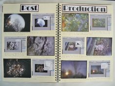 AS Photography, A3 Cream Sketchbook, Post Production Technique, ESA Theme Relationships, Thomas Rotherham College, 2014-15