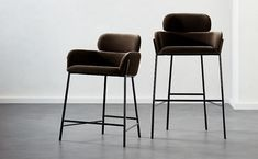Best Investment Pieces From CB2's New January Products: Azalea Mink Bar Stool