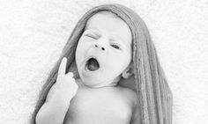 Lindas fotos de bebês recém-nascidos