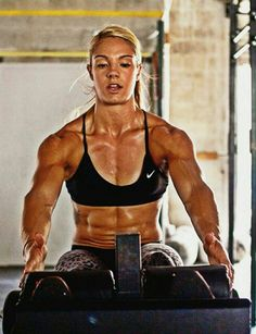 Crossfit women on Pinterest | Crossfit, Crossfit Women and Muscle Up