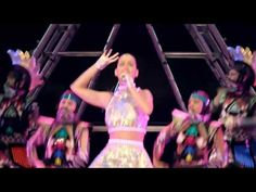 Katy Perry - Intro + Roar (Live at The Prismatic World Tour) - YouTube