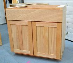 DIY Kitchen Cabinets   Step By Step Woodworking Plans. (Link To Google 3D  Warehouse